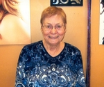 """Florence """"Jeannie""""  McCully (Geddes)"""